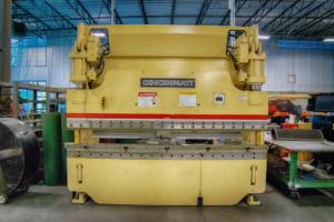 "Cincinnati Proform Hydraulic Press Brake - 96"" Bending Length - 90 Ton Capacity - Programmable 2-Axis Back Gauge"