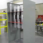 Dominion Virginia Power CT Cabinet _ Nema 1 4000 Amp