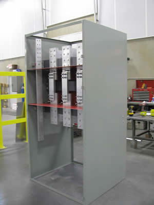 Dominion Virginia Power Ct Cabinet Nema 1 4000 Amp N J