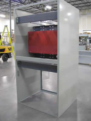 Dominion Virginia Power Ct Cabinet Nema 1 4000 Amp N