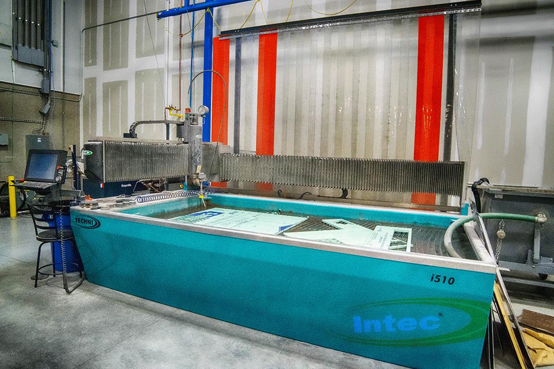 Techni Jet Waterjet N J Sullivan
