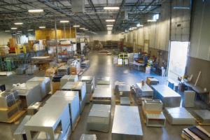 Metal Fabrication Plant