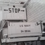 US Navy Stop & Follow