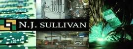 N.J. Sullivan, Custom Metal Fabrication, Precision Machining, Powder Coating and electrical Utility products in the Washington DC Metro Area since 1958.