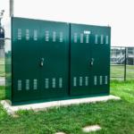 Pad mount Type 3R Exterior Enclosure