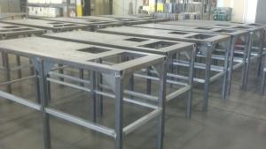 Equipment Stand - Raised Floor