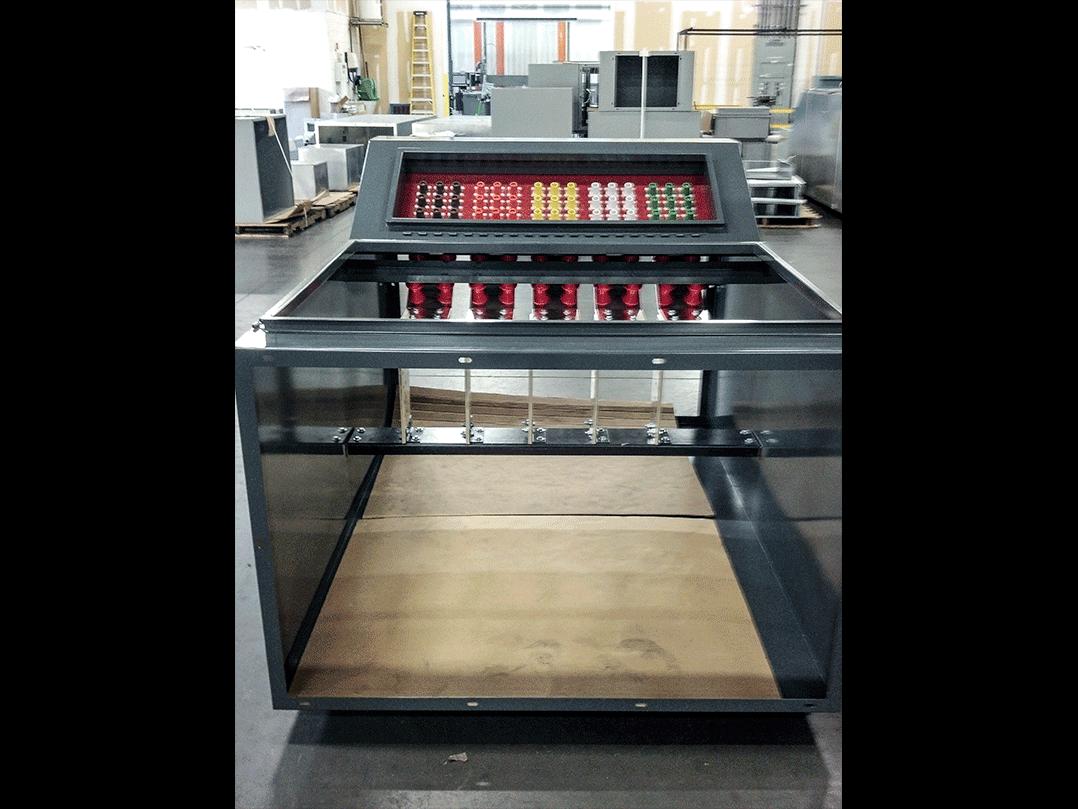 Generator Termination Cabinet N J Sullivan