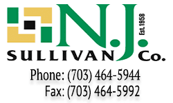 NJ Sullivan Phone 703-464-5944 Fax - 703-464-992