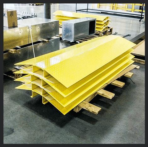 Custom Metal - NJ Sullivan's team of craftsmen is your solution for high quality custom sheet metal fabrication.