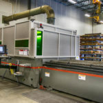 NJ SULLIVAN Cincinnati CL - 940 Fiber Laser Cutting System at N.J. Sullivan Sterling VA