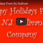 Happy Holidays from N.J. Sullivan Company