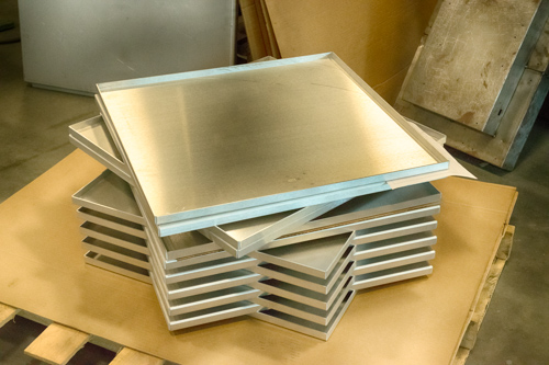 Metal Fabrication - Laser Cut - CNC Bending   N J  SULLIVAN