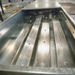 Bussed Gutter-Bussed Trough Custom Metal Fabrication