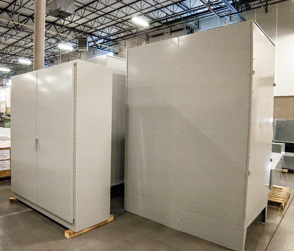 Metal Electrical Boxes Custom Manufactured In The Usa