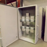 CT Cabinets-Custom Made-Powder Coated