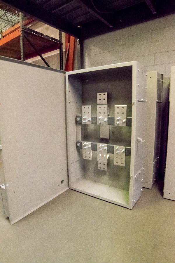ct cabinets custom made powder coated n j sullivan. Black Bedroom Furniture Sets. Home Design Ideas