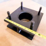 Light Pole Base - Adapter