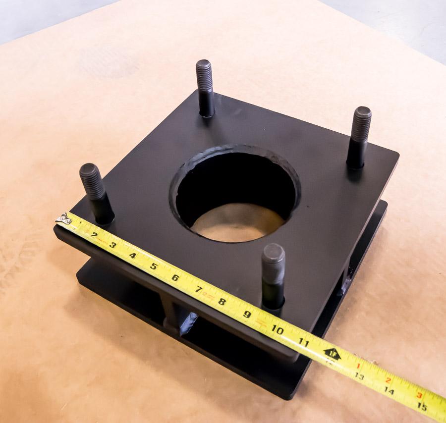Light Pole Pedestal: NJ Sullivan Product Gallery