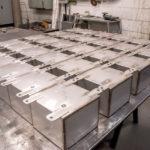 Stainless Steel Boxes NEMA4X Custom