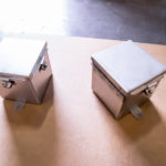 Stainless Steel Boxes Hinges with Calmps NEMA Type 4X