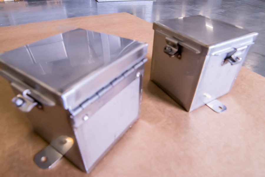 Nema4x Stainless Steel Electrical Boxes N J Sullivan