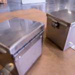 nema 4x Stainless Steel Boxes Hinged with Clamps