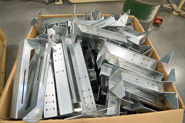 Adjustable Metal Brackets Custom Metal Fabrication N J
