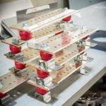Busbars -Aluminum-copper-nickel-plated
