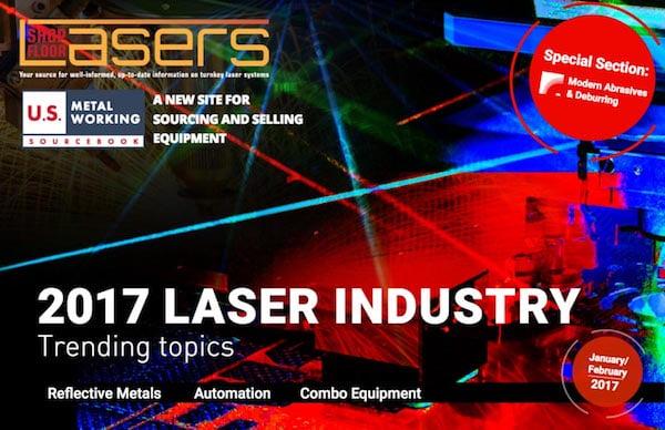 NJ Sullivan Featured in This Months Shop Floor Lasers Magazine