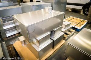 Custom Metal electric junction boxes