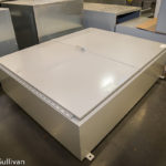 Electrical Enclosure – Galvanized Steel – NEMA Type 3R UL Listed