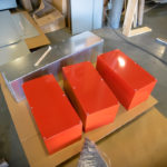 powder coated boxes