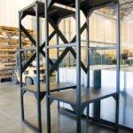 powder coating Data Center Equipment Stands-2