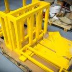 powder coating custom metal