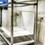 powder coating metal