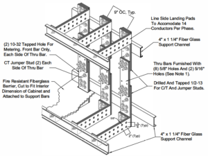 3000-4000 Amp CT Cabinets